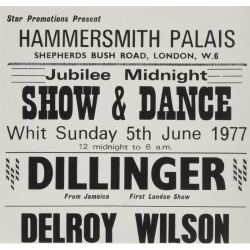 """White Man At Hammersmith Palais (1 EP 7"""")"""