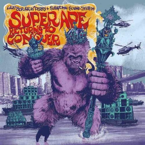 Super Ape Returns To Conquer (1 LP+1 CD)