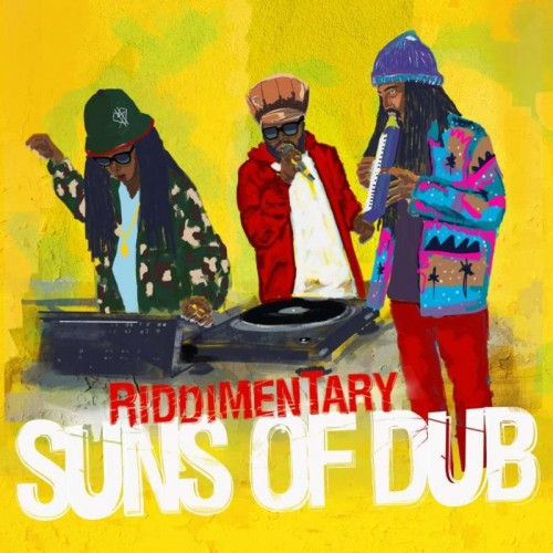 Riddimentary - Suns Of Dub Selects Greensleeves (1 LP)