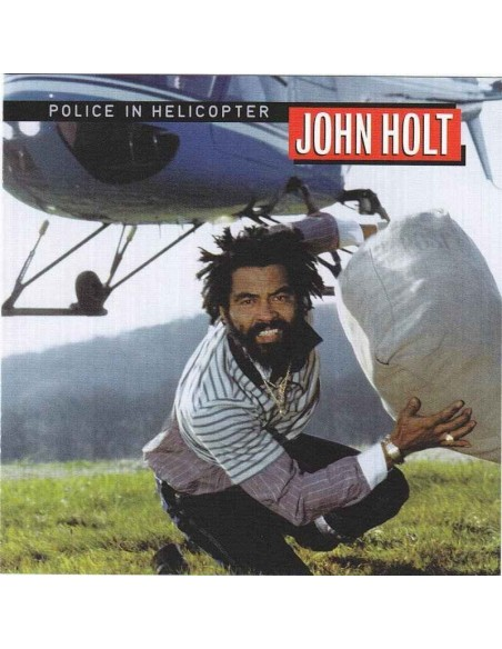Police In The Helicopter (1 LP)