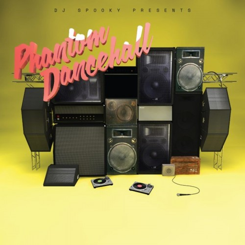 Presentents Phantom Dancehall (1 LP Color)