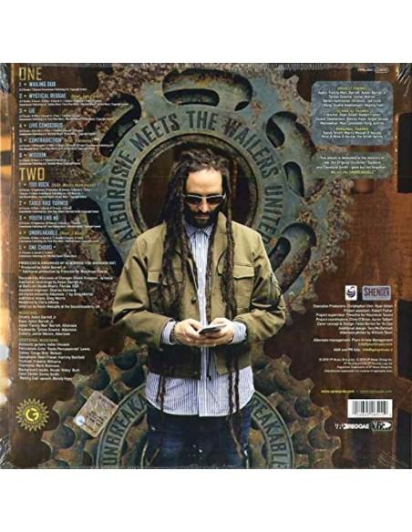 Meets The Wailers - Unbreakable (1 LP)