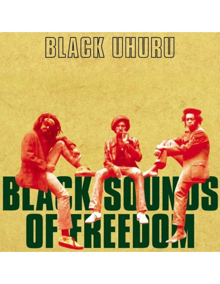 Black Sounds Of Freedom (1 LP)