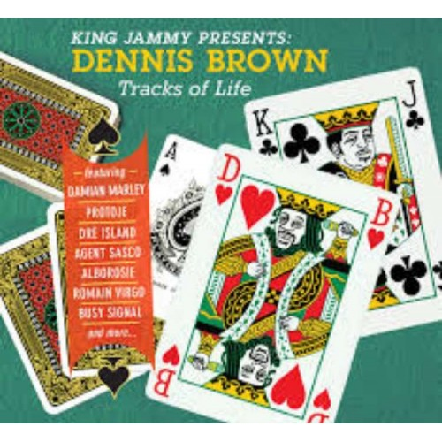 Tracks Of Life: King Jammy Presents (1 LP)