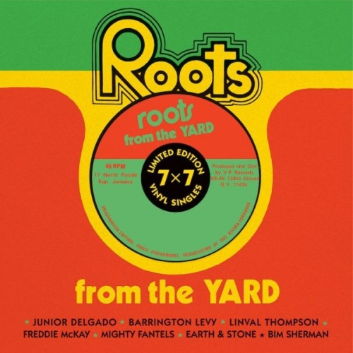"""Roots From The Yard (RSD) (1 LP 7"""" BOX)"""