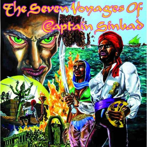 The Seven Voyages Of Captain Sinbad (1 LP)