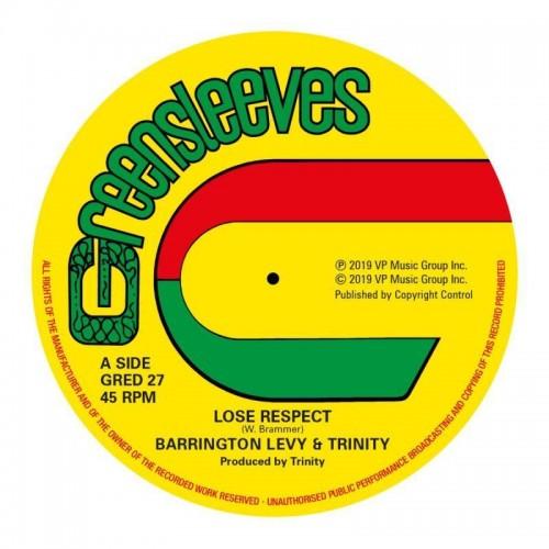 Lose Respect (1 LP Extended Version )
