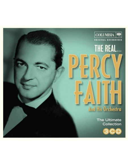 The Real...Percy Faith & His Orchestra (3 CD)