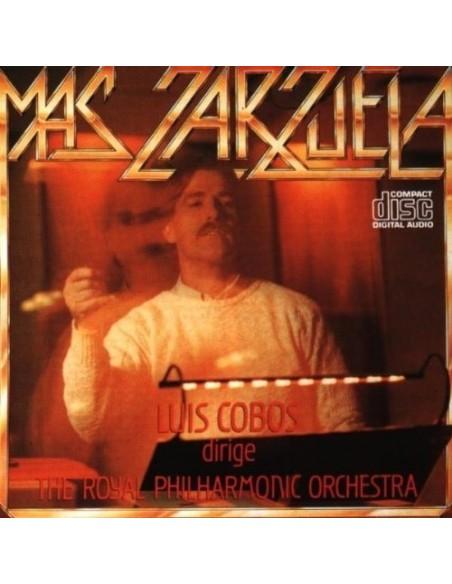 Mas Zarzuela (1 CD)