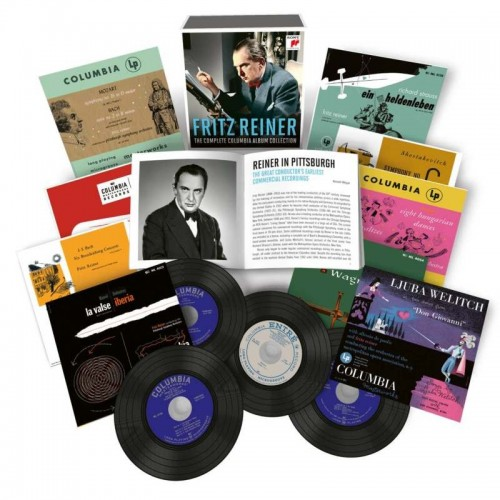 The Complete Columbia Album Collection (14 CD)