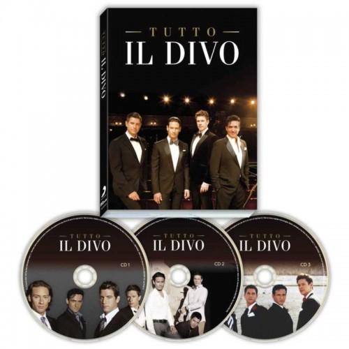 Tutto Il Divo (3 CD)