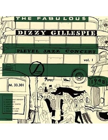 Pleyel Jazz Concert 1948. Jazz Connoisseur (1 CD)