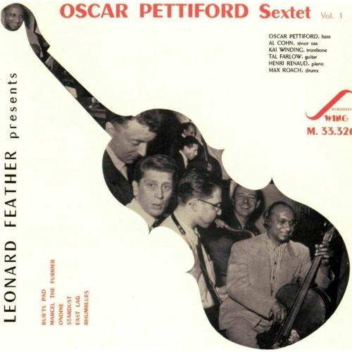 Oscar Pettiford Sextet. Jazz Connoisseur (1 CD)
